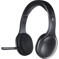 Słuchawki z mikrofonem LOGITECH Wireless Headset H800 981-000338-20
