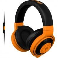 Słuchawki RAZER Kraken Mobile Pomarańczowy-20