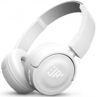 Słuchawki bezprzewodowe JBL T450BT Biały-20