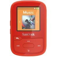 Odtwarzacz MP4 SANDISK Clip Sport Plus Czerwony-20
