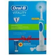 Szczoteczka do zębów ORAL-B D-12.513 Vitality Cross Action + pasta-20