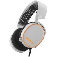 Słuchawki STEELSERIES Arctis 5 Biały 61444-20