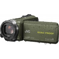 Kamera JVC GZ-R435 Zielony-20