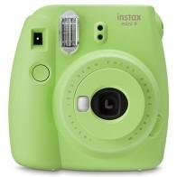 Aparat do natychmiastowej fotografii FUJI Instax mini 9 Limonkowy zielony-20
