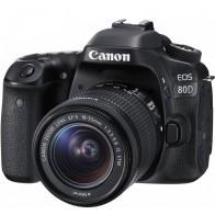 Lustrzanka cyfrowa CANON EOS 80D + EF-S 18-55 IS STM-20