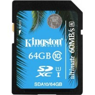 Karta pamięci KINGSTON SDA10/64GB-20