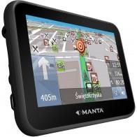 """Nawigacja Manta GPS470 4.3"""" +mapa Europy-20"""