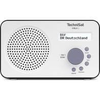 Radio TechniSat Viola 2 biało-czarny (00003906)-20
