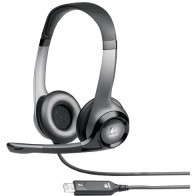 Słuchawki z mikrofonem LOGITECH Stereo Headset H390-20