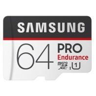 Karta pamięci SAMSUNG Pro Endurance 64 GB + Adapter-20