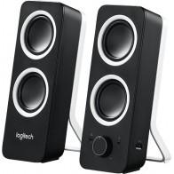 Głośniki LOGITECH Multimedia Speakers Z200 Czarno-biały-20