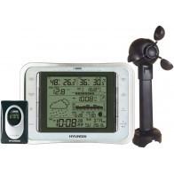 Stacje pogodowe i termometry HYUNDAI WS2011WIND-20