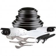 Zestaw garnków TEFAL Ingenio Essential 20 elementów L2009702-20