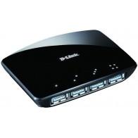 Akcesoria komputerowe D-LINK 4-portowy Hub USB 3.0-20