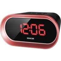 Radiobudzik SENCOR SRC 150 Czerwono-czarny-20