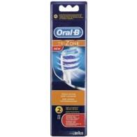 Końcówki do szczoteczek elektrycznych ORAL-B TriZone 2-20