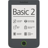 Czytniki e-Booków POCKETBOOK PocketBook Basic 2 Szary-20