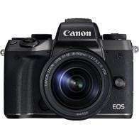 Aparat kompaktowy CANON EOS M5 18-150 IS + adapter-20