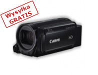 Kamera cyfrowa CANON LEGRIA HF R706 Czarna