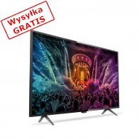 Smart TV 4K UHD PHILIPS 49PUS6101-20