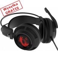 Słuchawki z mikrofonem MSI DS502 DS502-20