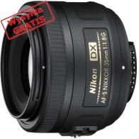 Obiektywy NIKON 35mm f/1.8G DX-20