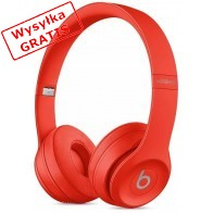Słuchawki bezprzewodowe APPLE Beats Solo3 Wireless Czerwony-20