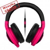 Słuchawki RAZER Kraken Mobile Czerwony RZ04-01400300-R3M1-20