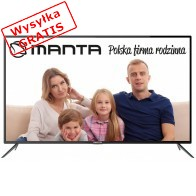 Telewizor Manta 55LUA57L-20
