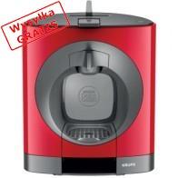 Espresso Krups NESCAFÉ® Dolce Gusto™ Oblo KP110531 Czerwone-20