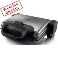 Grill elektryczny Philips HD 4467/90 (2000W stołowy-zamykany, czarno-stalowy)-20