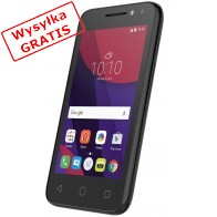 Smartfon ALCATEL One Touch Pixi 4 5010D Volcano Black-20