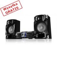 Power audio PANASONIC SC-AKX520E-K Czarny-20