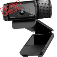 Kamery internetowe LOGITECH C920-20