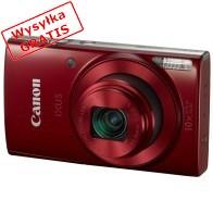 Aparat kompaktowy CANON Ixus 180 Czerwony-20