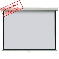 Ekran projekcyjny 2x3 Ekran projekcyjny manualny PROFI 177x177-20