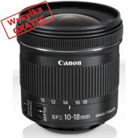 CANON EF-S 10-18mm f/4.5-5.6 IS STM-20