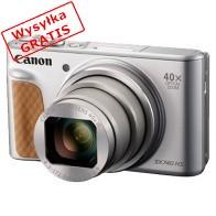 Aparat kompaktowy CANON PowerShot SX740 HS Srebrny-20