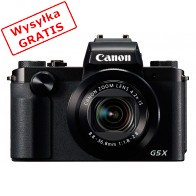 Aparat kompaktowy CANON PowerShot G5 X-20