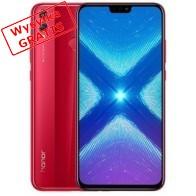 Honor 8x 128GB Dual SIM czerwony-20
