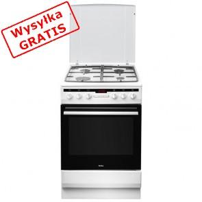 Kuchnia Amica 57GE3.33HZpTaDpAQ(W)-20