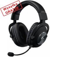 Słuchawki z mikrofonem LOGITECH Pro Gaming Czarny-20