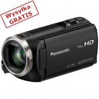 Kamera PANASONIC HC-V180EP-K-20