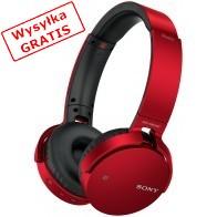 Słuchawki bezprzewodowe SONY MDR-XB650BT Czerwony-20