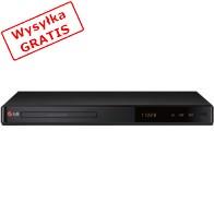 Odtwarzacz DVD LG DP542H Czarny-20