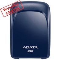 Dysk zewnętrzny A-DATA SC680 480 GB Niebieski-20