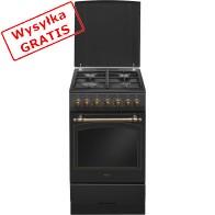 Kuchnia Amica 515GE2.33ZpMsDpA(Bm)-20