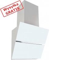 Okap GLOBALO Crystalio 60.5 White Eko Max-20