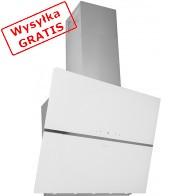 Okap GLOBALO Crystalio 90.5 White Eko Max-20