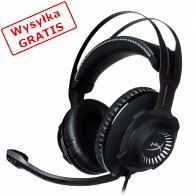 Słuchawki z mikrofonem HYPERX Revolver Gun Metal-20